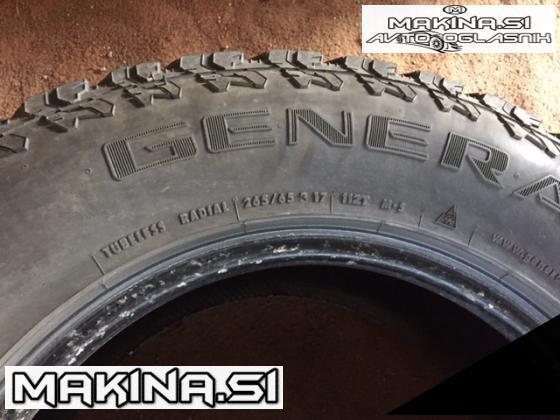 Gume General graber AT2 265/65/17