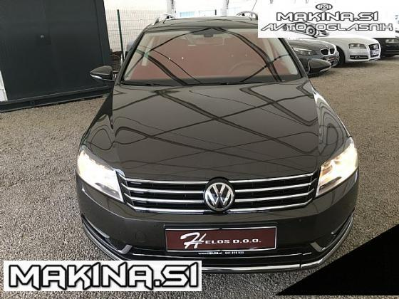 Volkswagen Passat Variant 2.0 TDI BMT Highline-panorama-navi-pdc