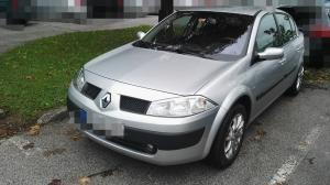 Prodam Renault Megan bencin+plin