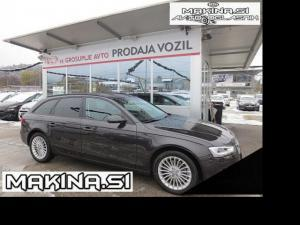 Audi A4 2.0 TDI AUT NAVI+BIXENON+PDC+TEMP+POT.RAČ+ALU17