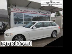 BMW serija 5: 525d xDrive touring Avt. NAVI+BIXENON+2XPDC+USNJE