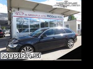 Audi A6 3.0TDI Q S TRONIC+BIXENON+NAVI+PDC+USNJE+ALU20