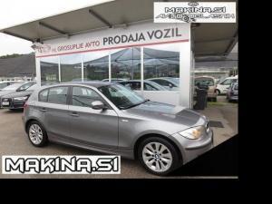 BMW serija 1- 116d+AVTOKLIMA+ALU+ODLIČEN+ZAMENJAN JERMEN+ODLIČEN