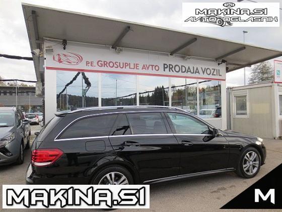 Mercedes-Benz E-Razred E 250 CDI 4M T AUT AVANTGARDE BIXENON+NAVI+USNJE