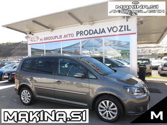 Volkswagen Touran 2.0 TDI Highline 7 SEDEŽEV+2 X AVTO.KLIMA+PDC+TEMPOMAT