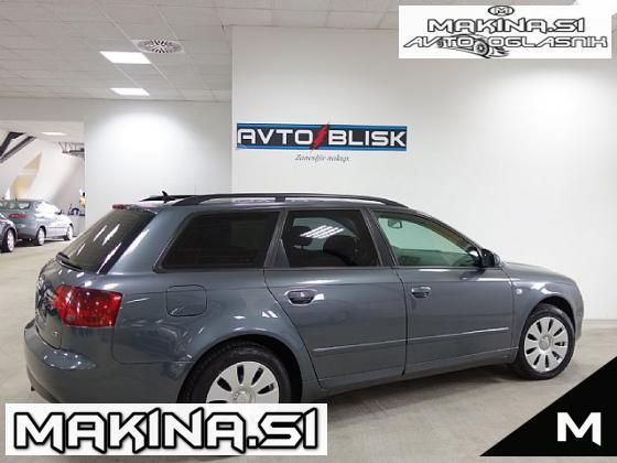 Audi A4 Avant 2.0 TDI-NAVIGACIJA-6 PRESTAV-16 COL-ODLIČEN