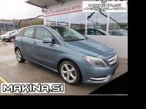 Mercedes-Benz B-Razred B 200 CDI AUT+XENON+KAMERA+USNJE+KLIMA+TEMP+ALU17