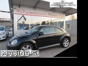 Volkswagen Beetle 2.0 TDI SPORT NAVI+USNJE+PDC+KEYLESSGO+DEŽNI SENZOR