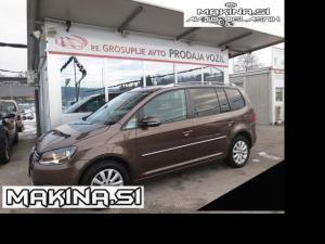 Volkswagen Touran 2.0TDI HIGHLINE+ALCANTARA+TEMP+POT.RAČ+7SEDEŽEV