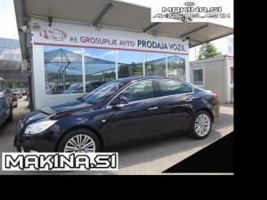 Opel Insignia 2.0CDTI AUT+NAVI+2XPDC+USNJE+MEMORY+TEMP+ALU18