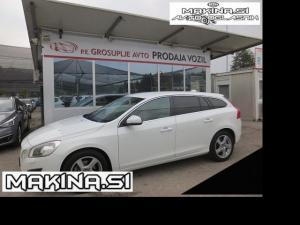 Volvo V60 D3 Summum AUT+XENON+NAVI+2XPDC+KAMERA+MEMORY+TEMP