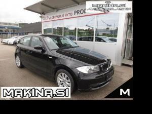 BMW serija 1- 116i+AVTOKLIMA+ALU+SLOVENSKI+KOT NOV