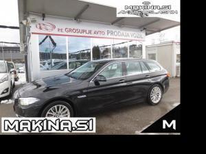 BMW serija 5- 530d XDrive+LUXURY+NOVI MODEL+USNJE+SPORT+KOT NOV