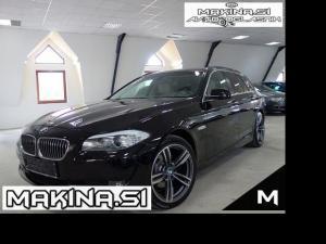 BMW serija 5- 520d touring-BI.XENON-VELI.NAVI-DVD-19 COL-USNJE