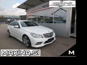 Mercedes-Benz E-Razred E Coupé 220 CDI Avantgarde+AMG+USNJE+NAVI+BI XENON