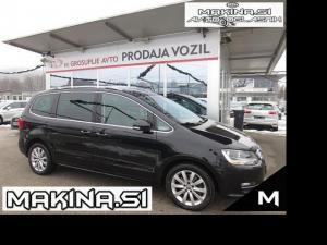 Volkswagen Sharan 2.0TDI DSG HIGHLINE 7 SEDEŽEV+ PANORAMA+ KAMERA+ USNJE