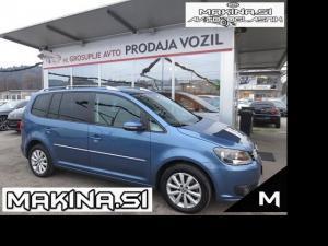 Volkswagen Touran 2.0TDI HIGHLINE 7 SEDEŽEV + 2 X AVTOMATSKA KLIMA + PDC + DEŽNI SENZOR