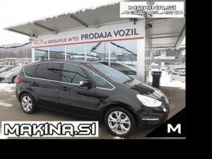 Ford S-Max 2.0TDCI TITANIUM NAVIGACIJA + PANORAMA + 2 X PDC + 7 SEDEŽEV