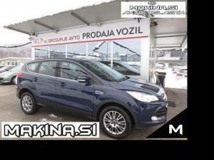 Ford Kuga 2.0TDCI 4WD AUTOMATIC TITANIUM NAVIGACIJA + 2 X AVTOMATSKA KLIMA + ALU17