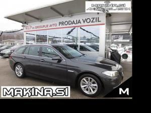 BMW serija 5- 520d XDRIVE TOURING AUTOMATIC + BIXENON + NAVIGACIJA + USNJE + ALU