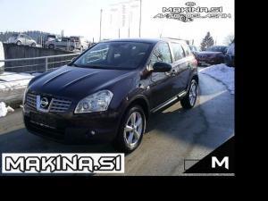 Nissan Qashqai 4WD 2.0 dCi PREMIUM
