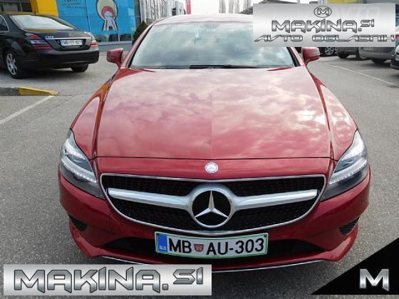 Mercedes-Benz CLS-Razred CLS 250 BlueTEC 4 MATIC Avtomatic - ODLIČEN
