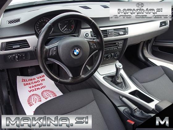 BMW serija 3- 318d- ATRAKTIVEN-18 COL- PDC- 6 PRESTAV-