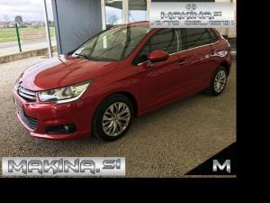 Citroen C4 1.6 BlueHDi 100 Feel Edition- pdc- slovenski- 1.lastnik