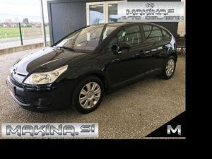 Citroen C4 1.6 VTi Attraction-slovensko- tempomat- alu16