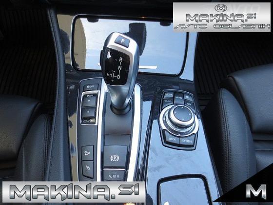 BMW serija 5- 520d XDrive Touring AUTOMATIC + BIXENON + NAVIGACIJA + 2 X PDC + USNJE
