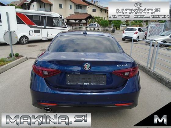 Alfa Romeo Giulia 2.2 JTDm 150 Super