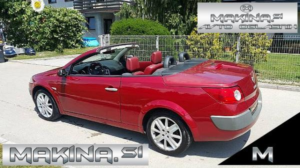 Renault Megane Authentique Confort 2.0 16V