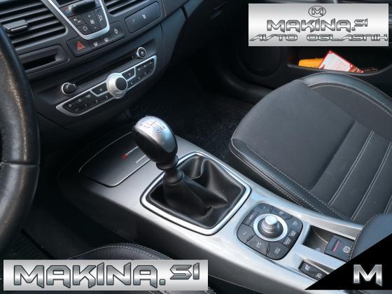 Renault Laguna 2.0 dci black 4control bixenon