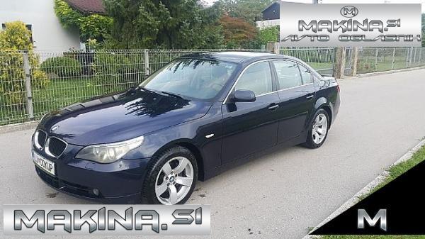 BMW serija 5- 530d 1.lastnik,  1.barva odličen