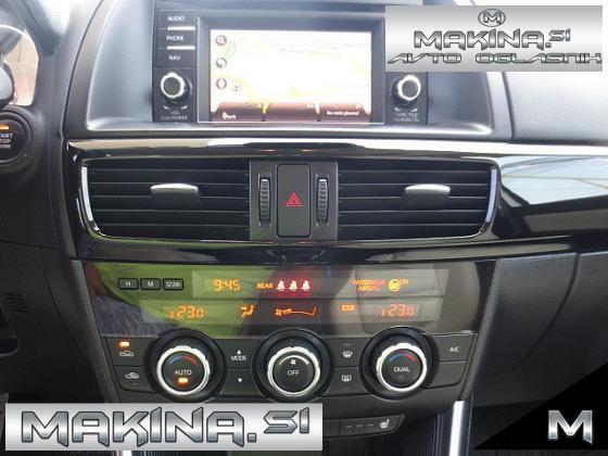 Mazda CX-5 CD175 4X4 AUTOMATIC + NAVIGACIJA + BIXENON + 2 X PDC + KAMERA + USNJE + TEMPOMAT