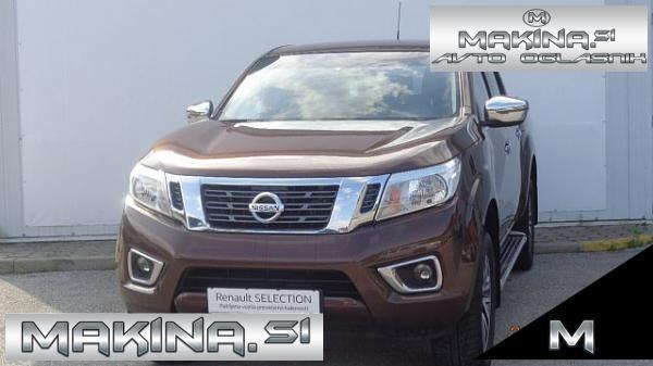 Nissan Navara tovorno vozilo