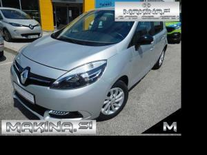 Renault Scenic dCi 110 Energy Limited Edition