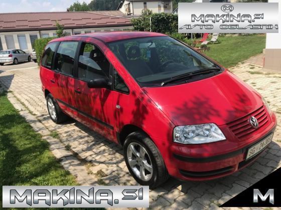 Volkswagen Sharan 2.0i- 1. lastnik