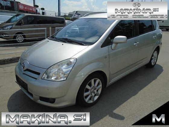 Toyota Corolla Verso 2.2 D-4D Sol