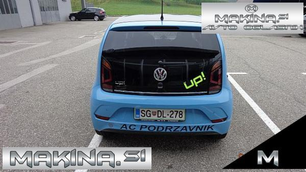 Volkswagen up! HighUp
