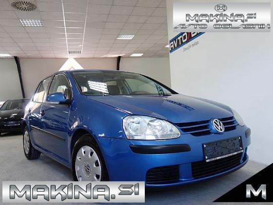 Volkswagen Golf EDITON 1.9 TDI-SLOVENSKI- NAVIGACIJA- ODLIČEN-