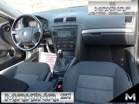 Škoda Octavia 2.0 TDI- SLOVENSKA- 1.LASTNIK- ODLIČNA- ALU PLATIŠČA-