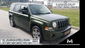 Jeep Patriot 2.0 CRD Limited MOŽNOST HITREGA KREDITA