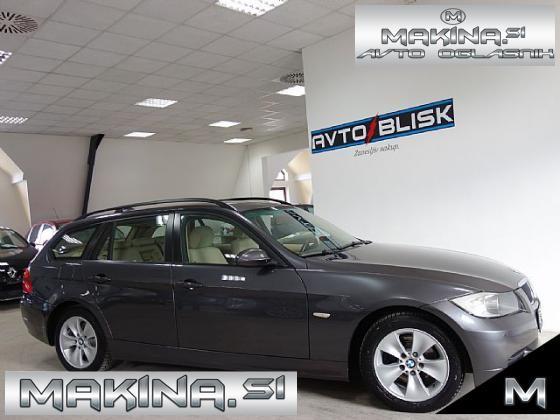BMW serija 3- 320d- SPORT PAKET- BEŽ- GRETJE SEDEŽEV- KLJUKA- ODLIČEN