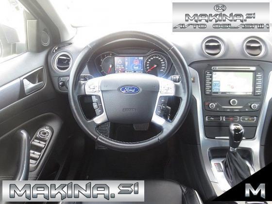 Ford Mondeo 2.0TDCI + INDIVIDUAL + USNJE + NAVIGACIJA + 2 X PDC + 5 VRAT + ODLIČEN