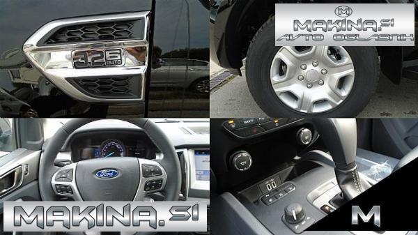 Ford Ranger Limited 3.2 TDCi 200KM AVTOMATIC 4X4