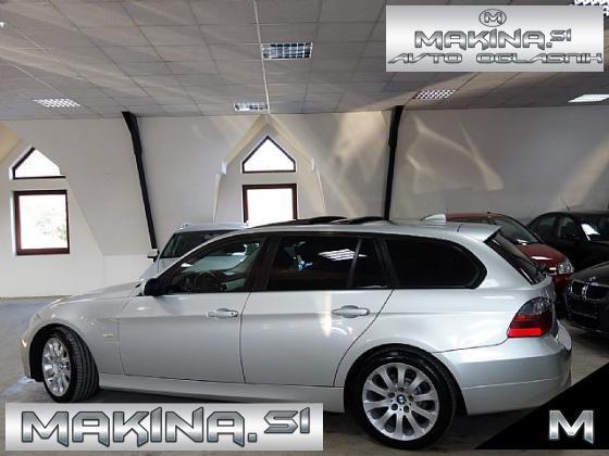 BMW serija 3- 320d Touring- XENON- PANORAMA- VELIKA NAVIGACIJA- USNJE- 17 COL-