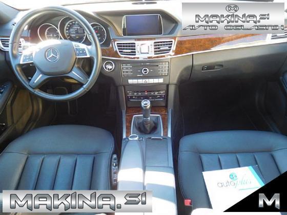 Mercedes-Benz E-Razred E 200 BlueTEC Elegance z 12.mesečnim jamstvom