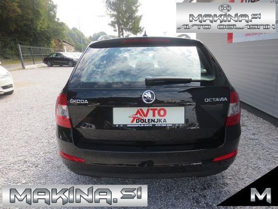 Škoda Octavia 2.0TDI DSG EXECUTIVE NAVIGACIJA + 2 X AVTOMATSKA KLIMA + TEMPOMAT + ALU16