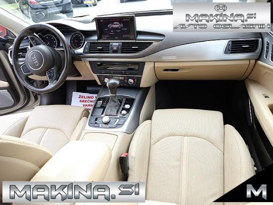 Audi A7 Sportback 3.0 TDI Q-ZRAČNO VZMETENJE- NIGHT-VISION- ACC- KAMERA